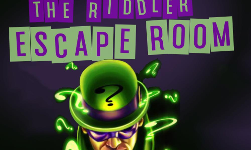 The Riddler escaperoom