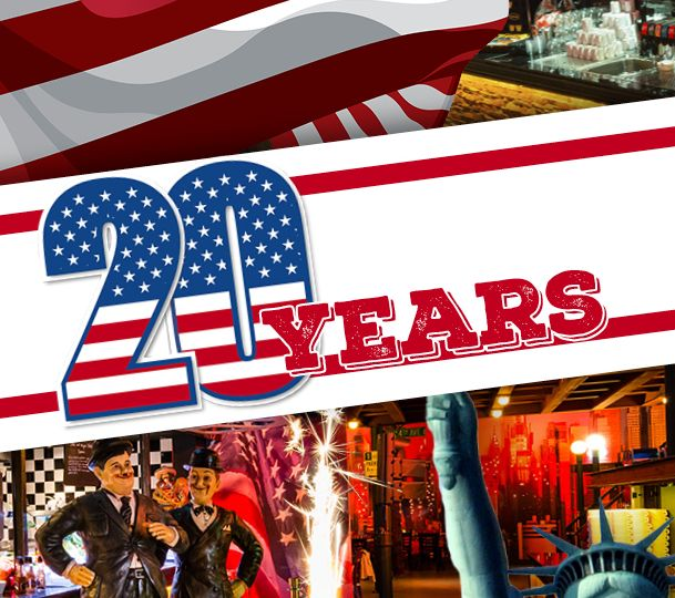Yankee 20 jaar