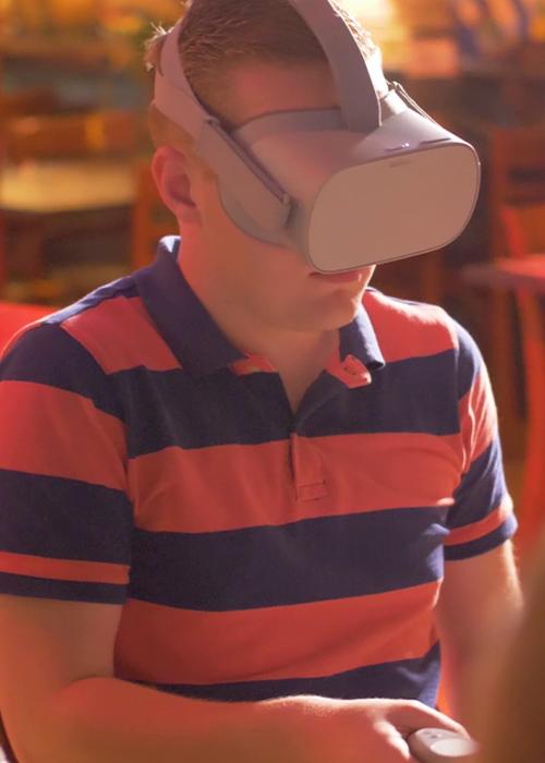 VR Fun Diner
